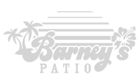 barney's patio logo