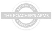 poacher's arms logo