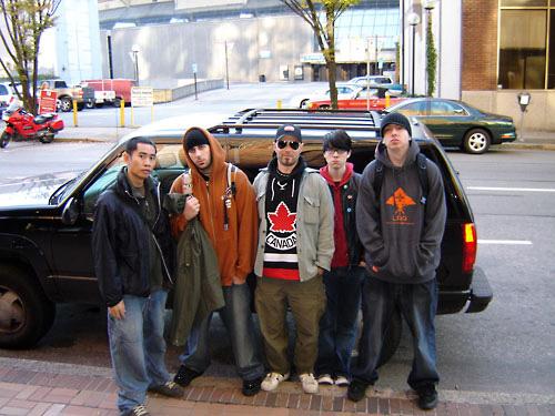 DCS west coast 2004.