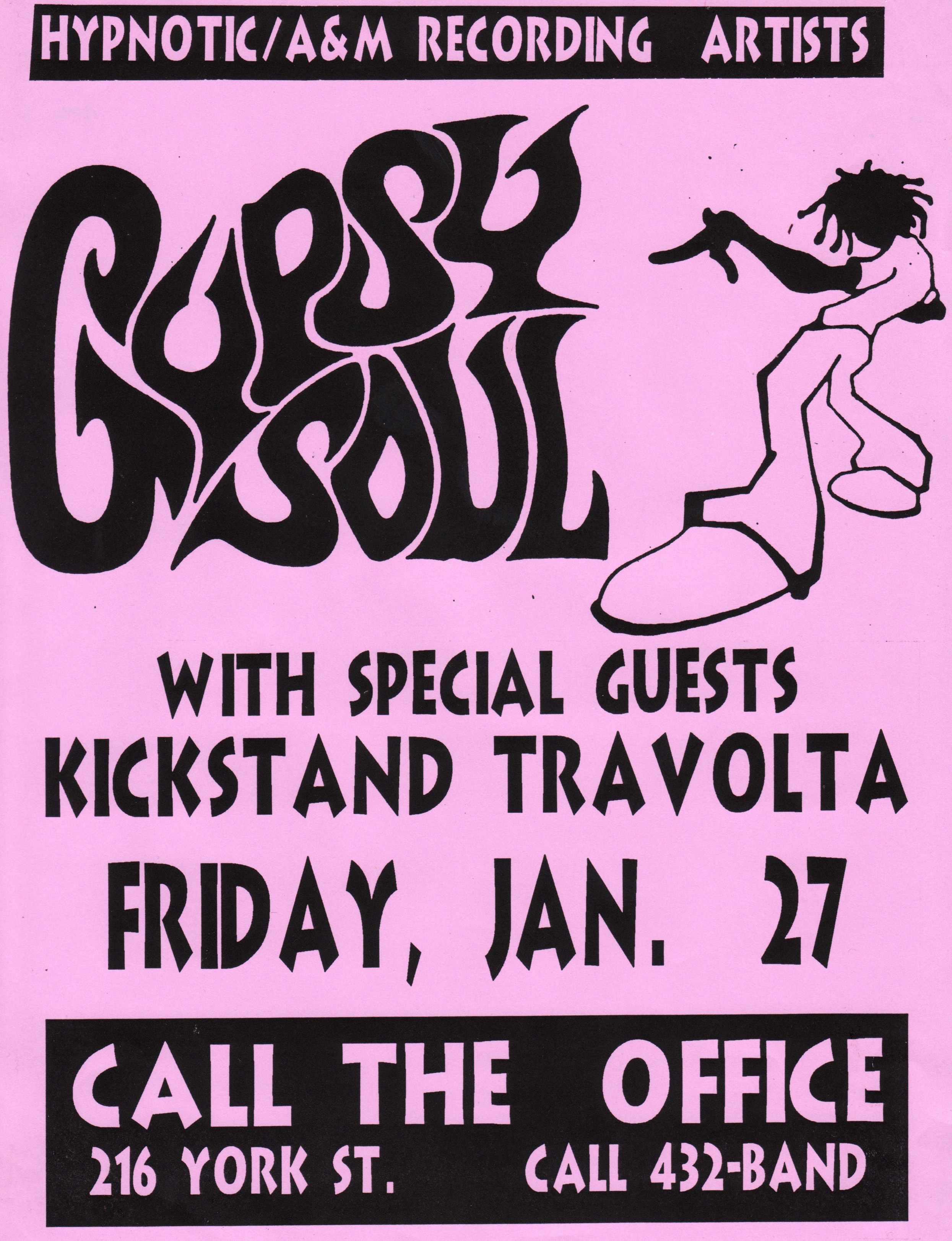 Gypsy Soul @ CTO