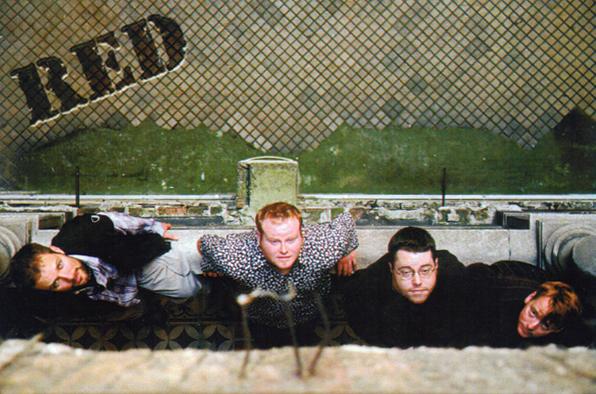 Red - promo shot - 1999