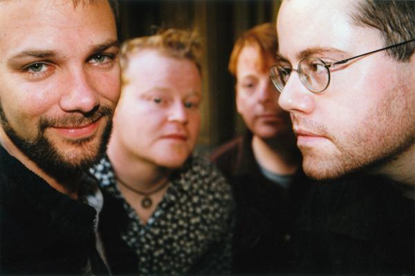 RED promo shot - 1999