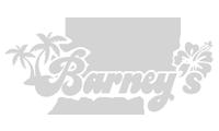 barney's patio logo